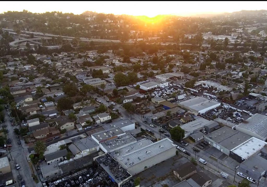 Fugitives and Chris Gernon have a new hideout in Frogtown, Los Angeles
