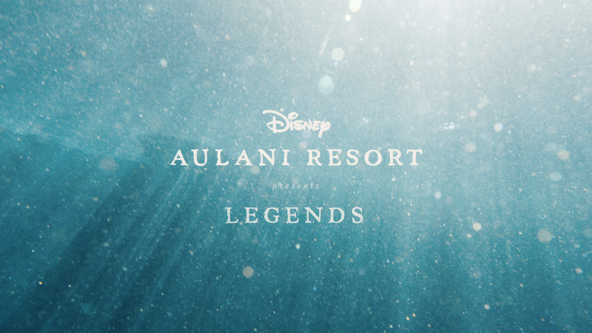 Aulani - Legends
