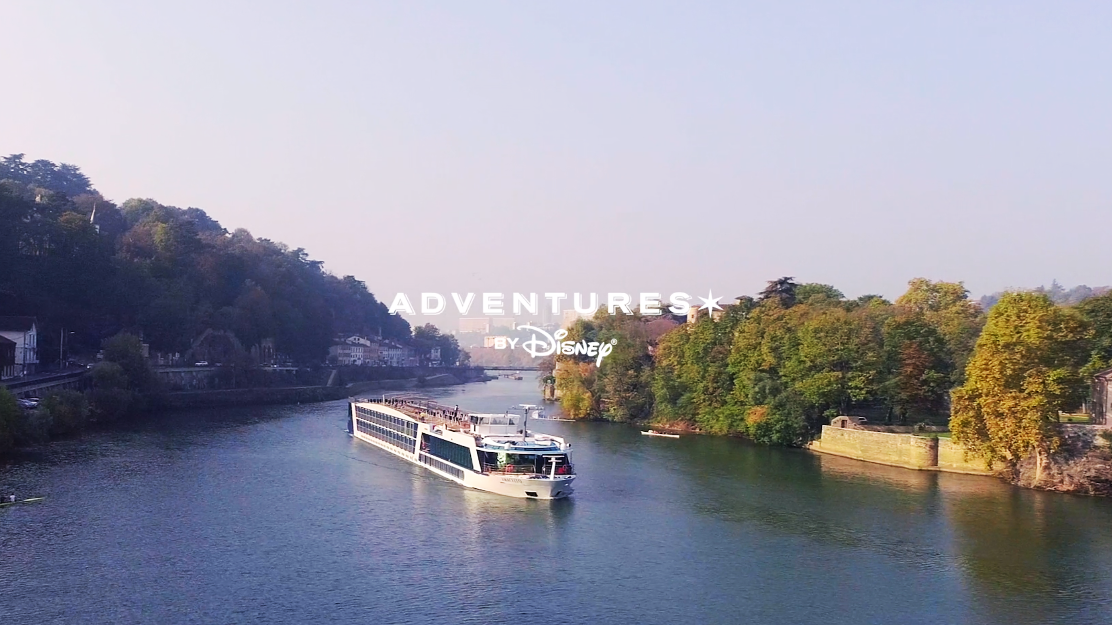 Adventures by Disney - Rhone River Cruise