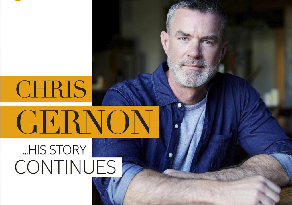 Chris Gernon shares his life story in this issue of Influential, from the Fugitives Editorial studio in Frogtown.
